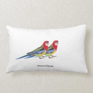 Parrot image for Lumbar Pillow