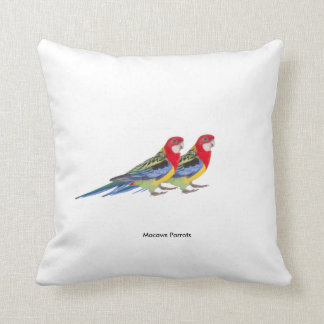 Parrot image for Throw Cushion