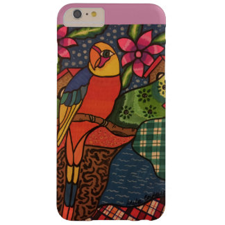 Parrot Jungle Barely There iPhone 6 Plus Case