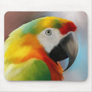 Parrot Mousepad Kesha Art work