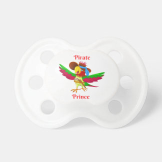 Parrot Pirate Prince BooginHead® Pacifier
