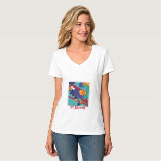 Parrot St Barth T-Shirt