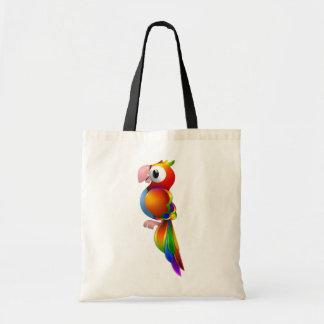 Parrot Tote Bag