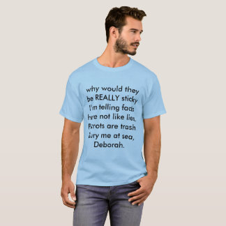 parrot trash T-Shirt
