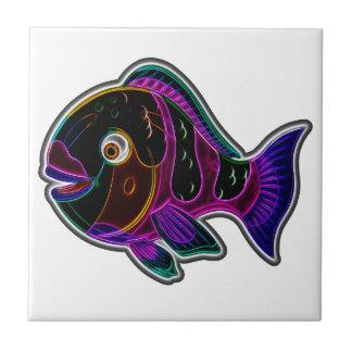 Parrotfish Ceramic Tile