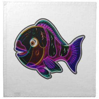 Parrotfish Napkin