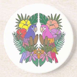Parrots Coaster