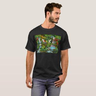 PARROTS IN PARADISE T-Shirt