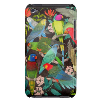 Parrots of the World II iPod Touch Case