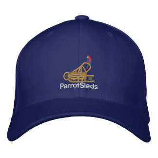 ParrotSleds flex fit hat