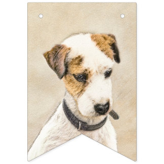 Parson Jack Russell Terrier Bunting