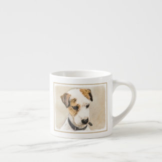 Parson Jack Russell Terrier Espresso Cup