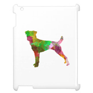 Parson Russel Terrier in watercolor Case For The iPad
