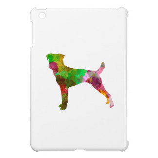 Parson Russel Terrier in watercolor Cover For The iPad Mini