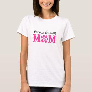 Parson Russell Mom Apparel T-Shirt