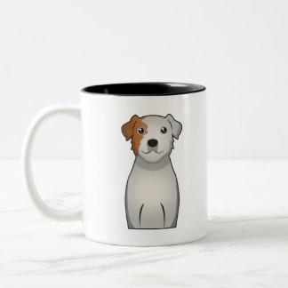 Parson Russell Terrier Cartoon Mug