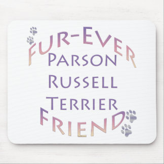 Parson Russell Terrier Furever Mouse Pad