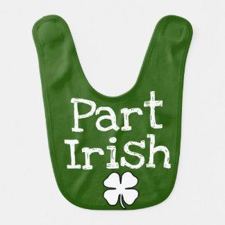 Part irish bib