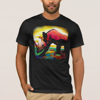 Part Rhino, Part Butterfly T-Shirt