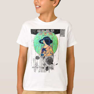Part Seen - Part Imagined by Charles R. Mackintosh T-Shirt