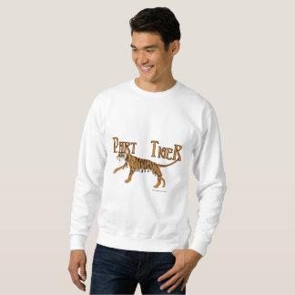 Part Tiger Men's Sweatshirt