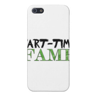 Part-Time Fame iPhone 5 Case
