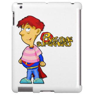 Part-Time Superhero iPad Case