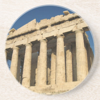 Parthenon Acropolis in Athens Coasters