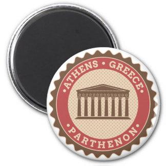 Parthenon Athens Greece Magnet