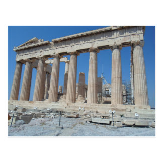 Parthenon, Athens, Greece Postcard