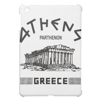 Parthenon - Athens - Greek (black) iPad Mini Covers