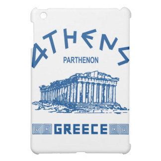 Parthenon - Athens - Greek (blue) iPad Mini Case