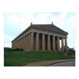 Parthenon Nashville TN Centennial Park Postcard