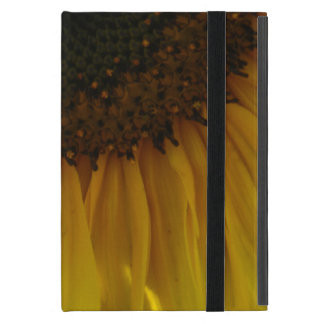 Partial Sunflower Case For iPad Mini