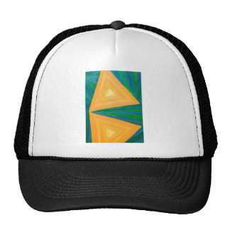 Partial Triangles (geometric expressionism) Mesh Hat