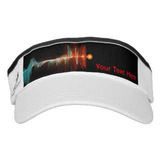 Particle-Wave Duality Visor