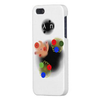 Particles iPhone Case iPhone 5 Cover