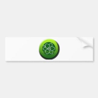 Partido Verde brasileiro Bumper Sticker