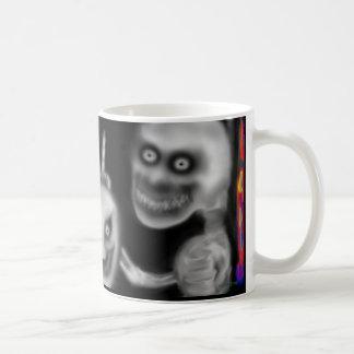 Parting like the dead coffee mug
