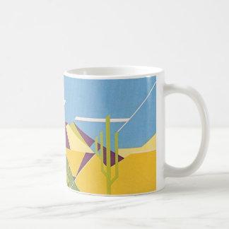 Partly Cloudy Coffee Mug
