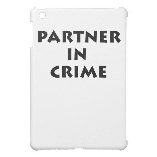 Partner in crime! iPad mini covers