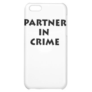 Partner in crime cover for iPhone 5C