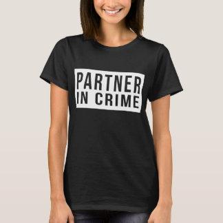 Partner In Crime T-Shirt Tumblr