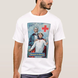 Partners in Service (US00290) T-Shirt