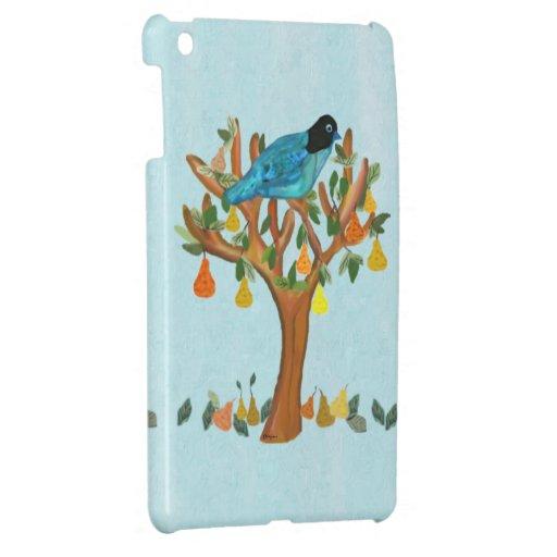 Partridge in a Pear Tree iPad Mini Case