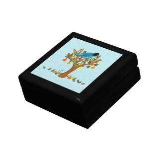 Partridge in a Pear Tree Jewelry Box