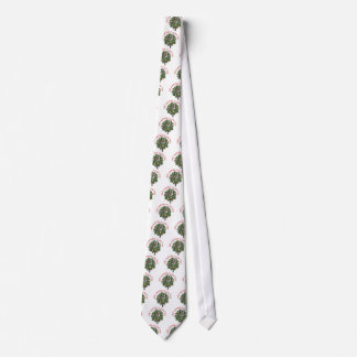 Partridge in a Pear Tree Tie