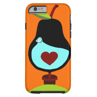 Partridge in a Pear Tree Tough iPhone 6 Case