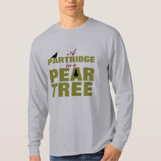 Partridge in a Pear Tree Tshirt