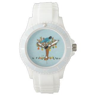 Partridge Pear Tree Wristwatches